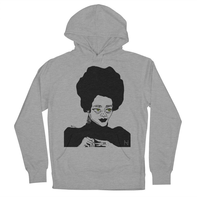 Coretta Women's Pullover Hoody by MariabelonesART