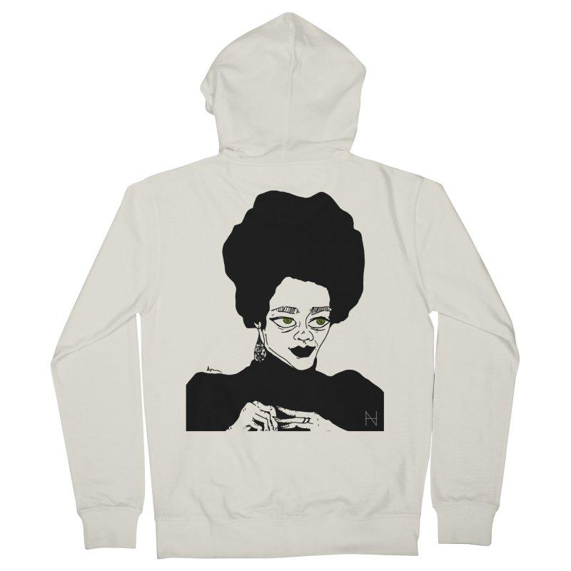 Coretta Women's Zip-Up Hoody by mariabelonesart's Artist Shop