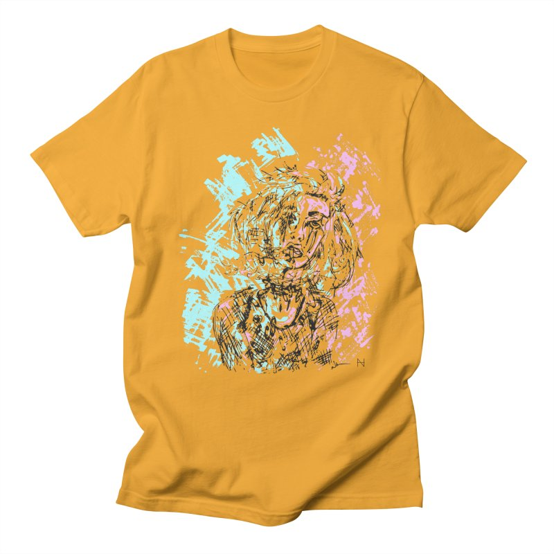 Too much going on Women's Unisex T-Shirt by mariabelonesart's Artist Shop