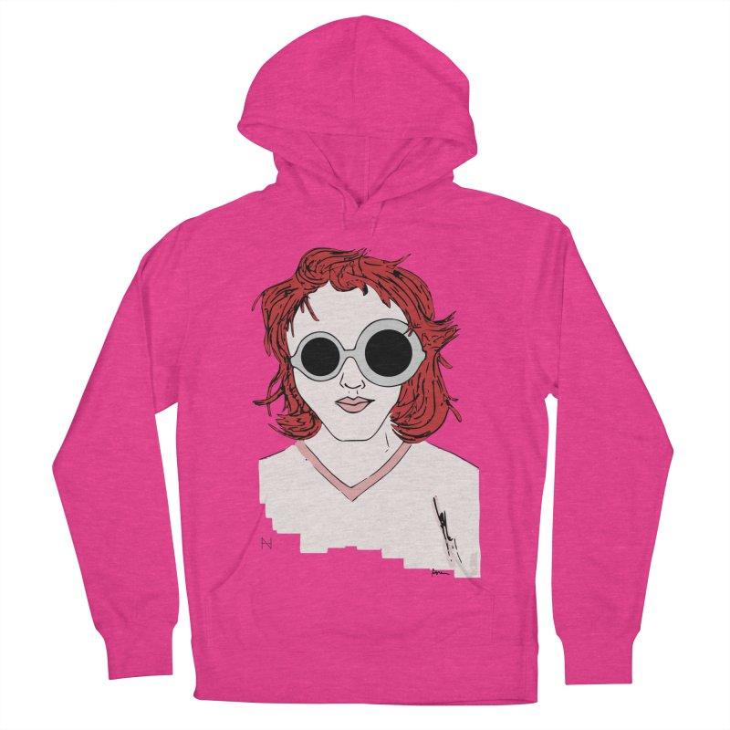 Anna Men's Pullover Hoody by MariabelonesART