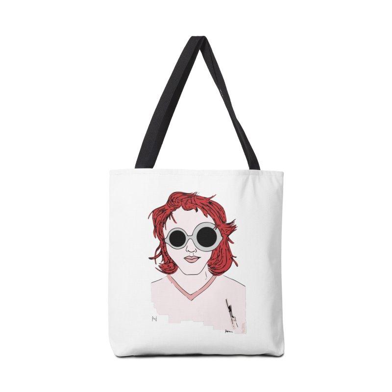 Anna Accessories Bag by mariabelonesart's Artist Shop
