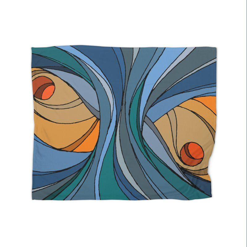 El Mariabelon Home Blanket by mariabelonesart's Artist Shop