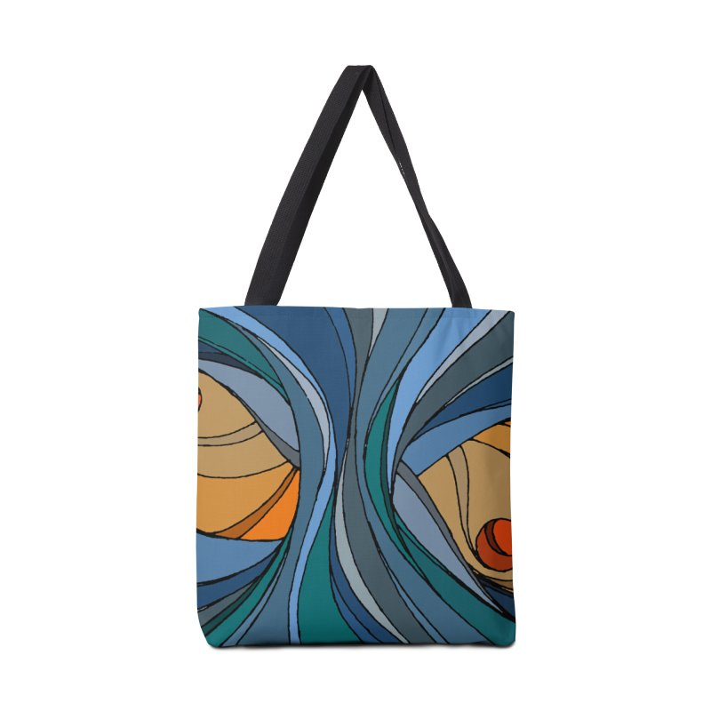El Mariabelon Accessories Bag by mariabelonesart's Artist Shop