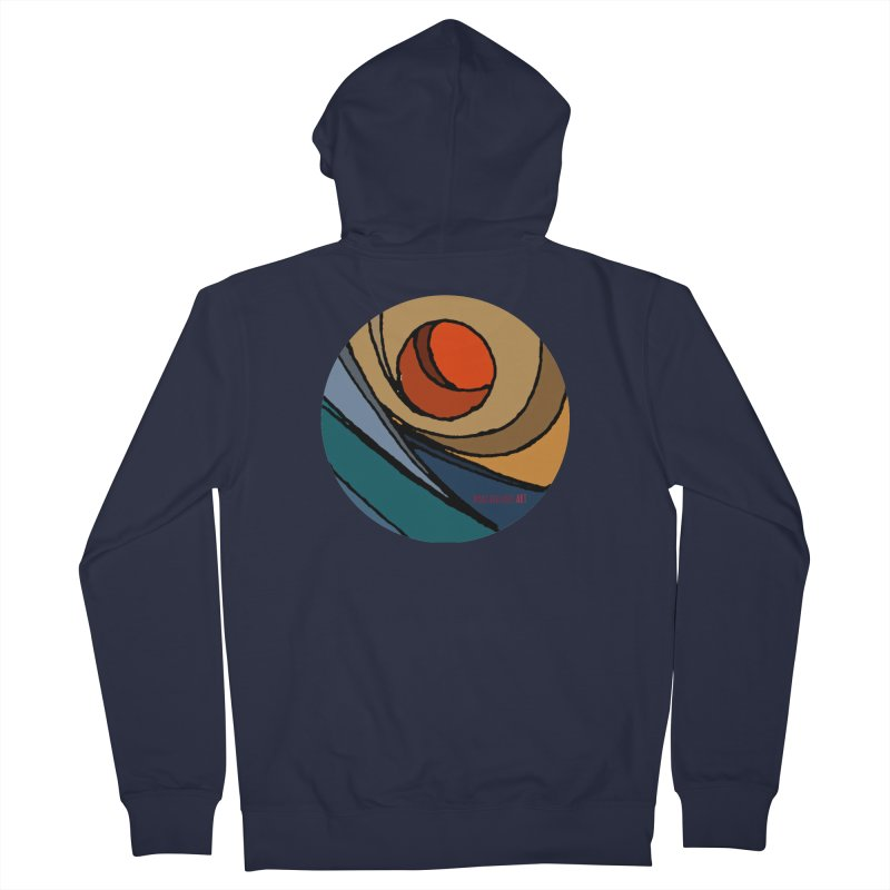El Mariabelon Men's Zip-Up Hoody by mariabelonesart's Artist Shop