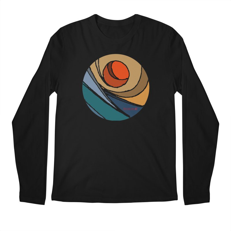 El Mariabelon Men's Longsleeve T-Shirt by mariabelonesart's Artist Shop