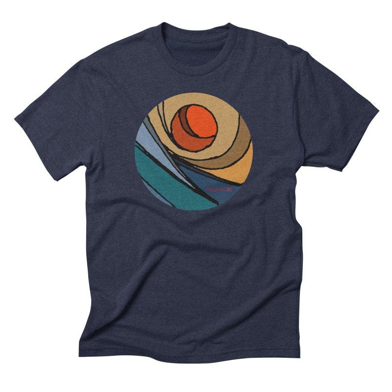 El Mariabelon Men's Triblend T-Shirt by MariabelonesART