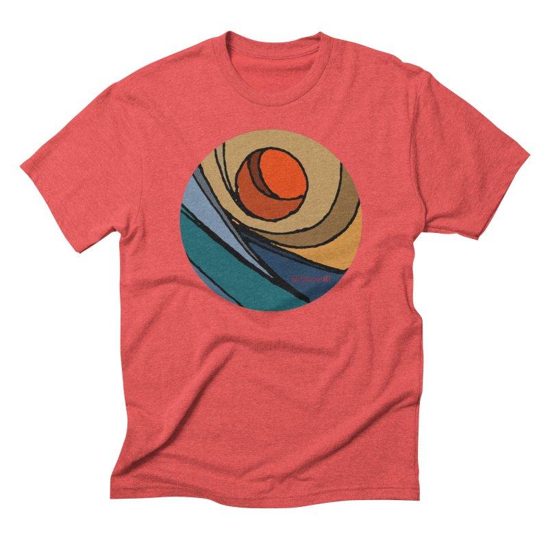 El Mariabelon Men's Triblend T-shirt by mariabelonesart's Artist Shop