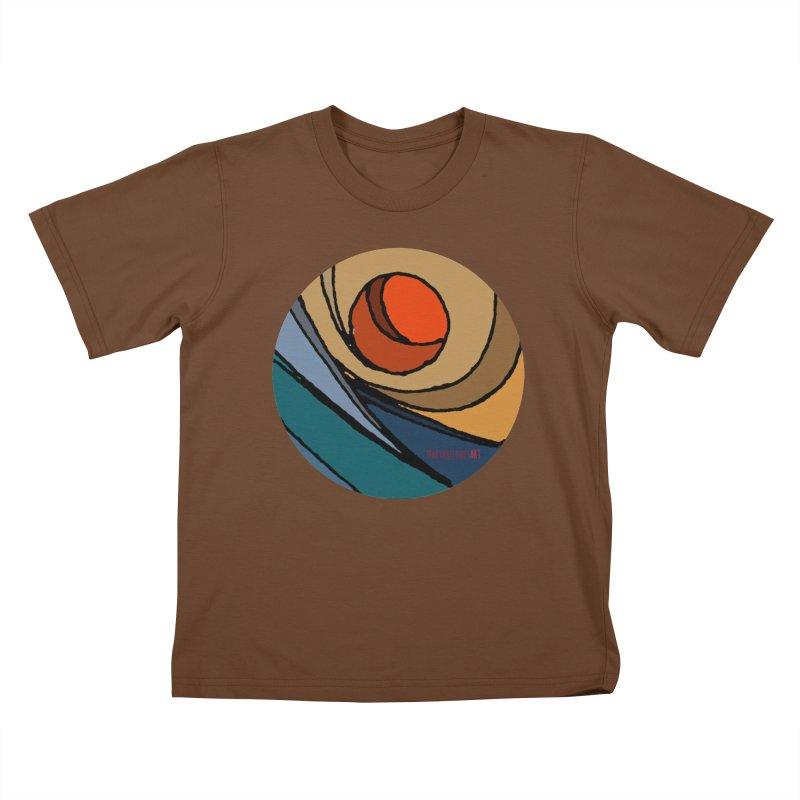 El Mariabelon Kids T-Shirt by mariabelonesart's Artist Shop