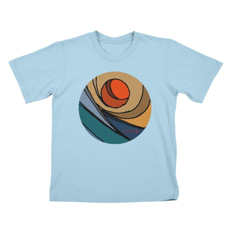 El Mariabelon Kids T-shirt by mariabelonesart's Artist Shop
