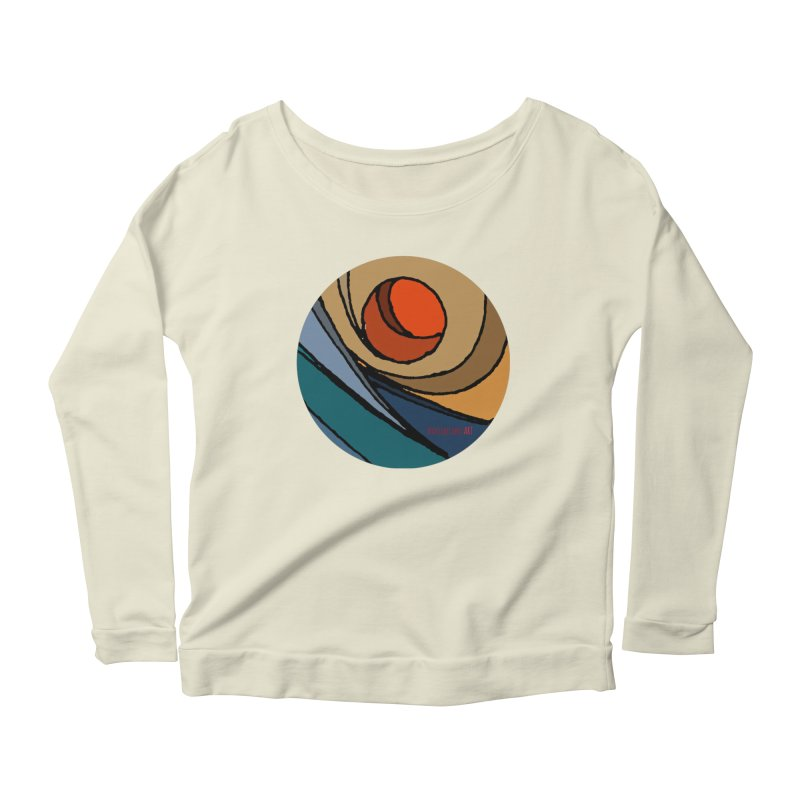 El Mariabelon Women's Longsleeve Scoopneck  by mariabelonesart's Artist Shop