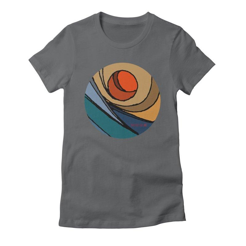 El Mariabelon Women's Fitted T-Shirt by mariabelonesart's Artist Shop