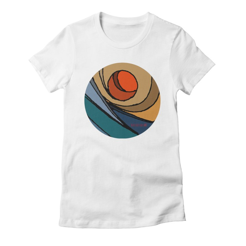 El Mariabelon Women's Fitted T-Shirt by MariabelonesART