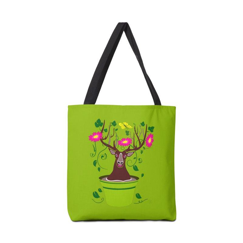 DearDeer Accessories Bag by mariabelonesart's Artist Shop