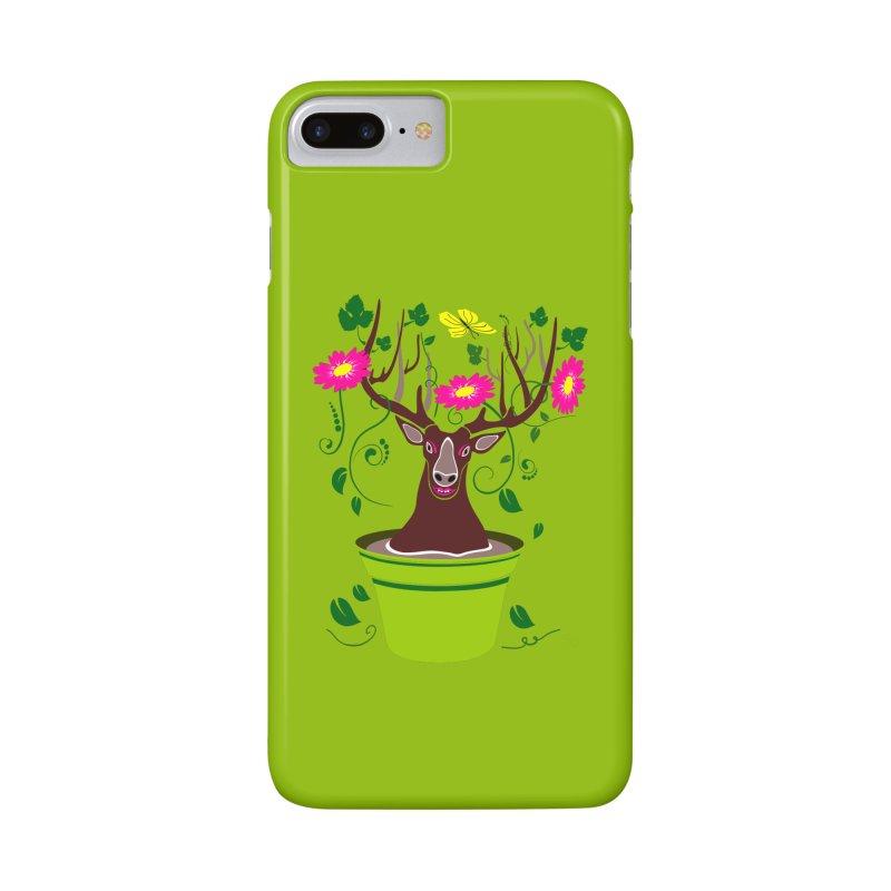 DearDeer Accessories Phone Case by mariabelonesart's Artist Shop