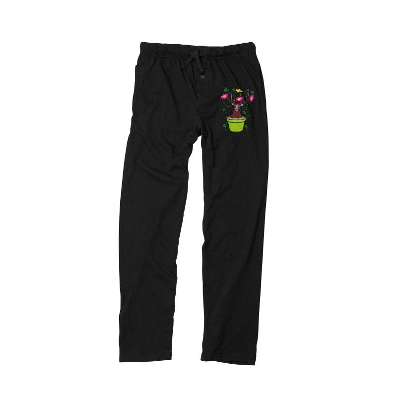 DearDeer Women's Lounge Pants by MariabelonesART