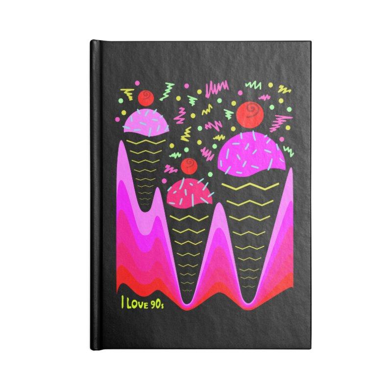 IceIceBaby Accessories Notebook by mariabelonesart's Artist Shop