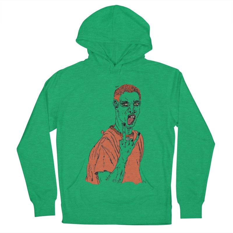 The REDman Men's Pullover Hoody by mariabelonesart's Artist Shop