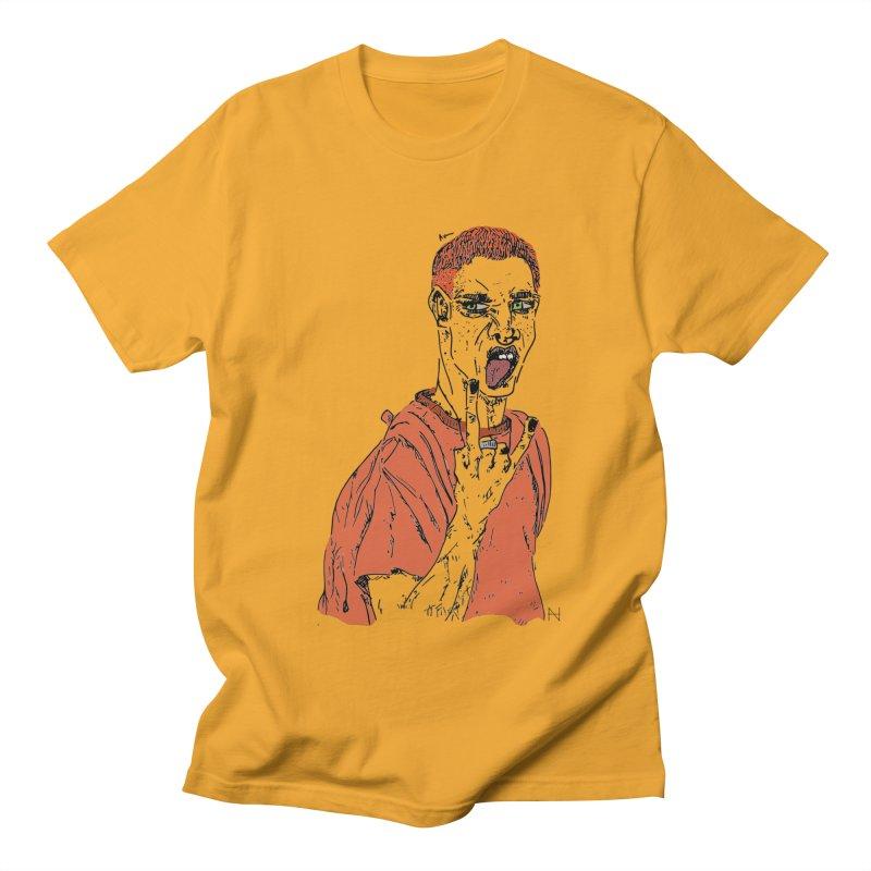 The REDman Women's Unisex T-Shirt by mariabelonesart's Artist Shop