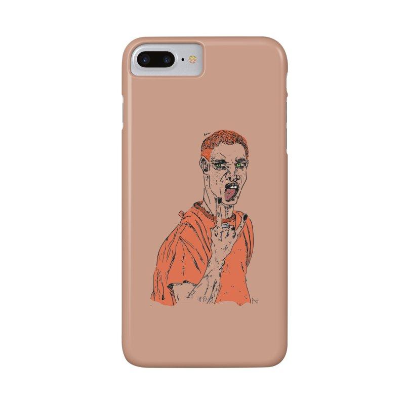 The REDman Accessories Phone Case by mariabelonesart's Artist Shop