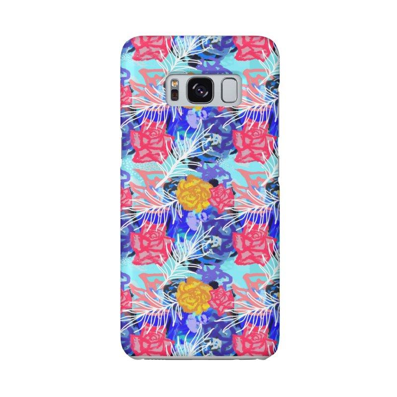 Floral pattern Accessories Phone Case by Art & design by Maria Daniela Hästö