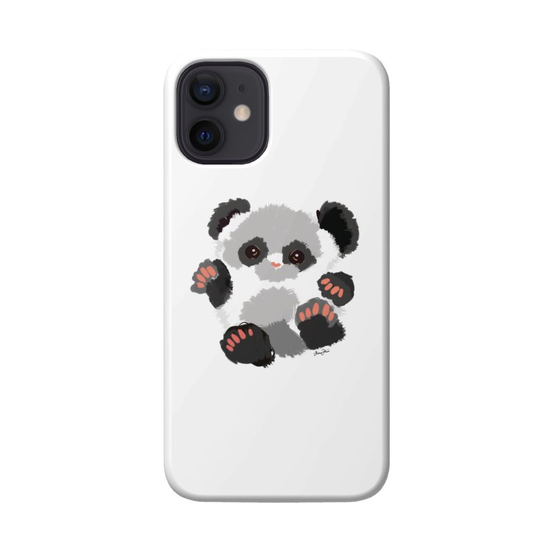 Baby panda Accessories Phone Case by Art & design by Maria Daniela Hästö