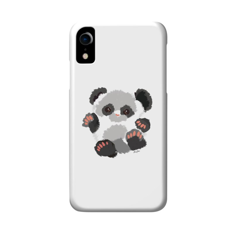 Baby panda Accessories Phone Case by Art & design by Maria Daniela Hästö