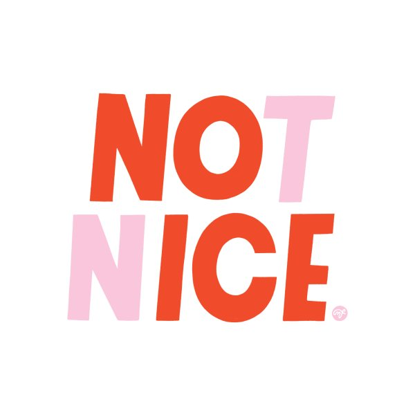 image for NO ICE NOT NICE