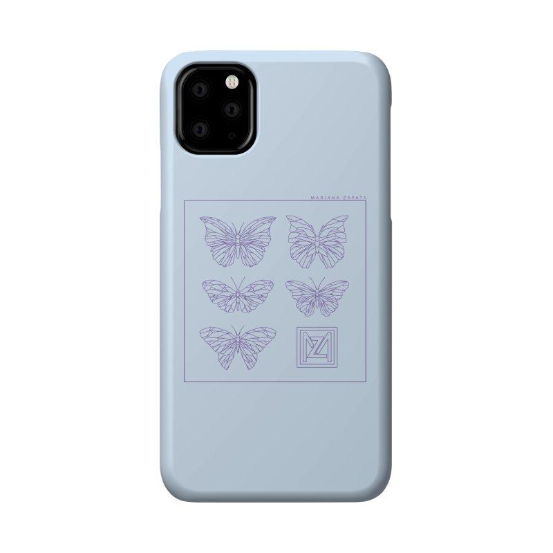 MZ Butterflies 2 Accessories Phone Case by M A R I A N A    Z A P A T A