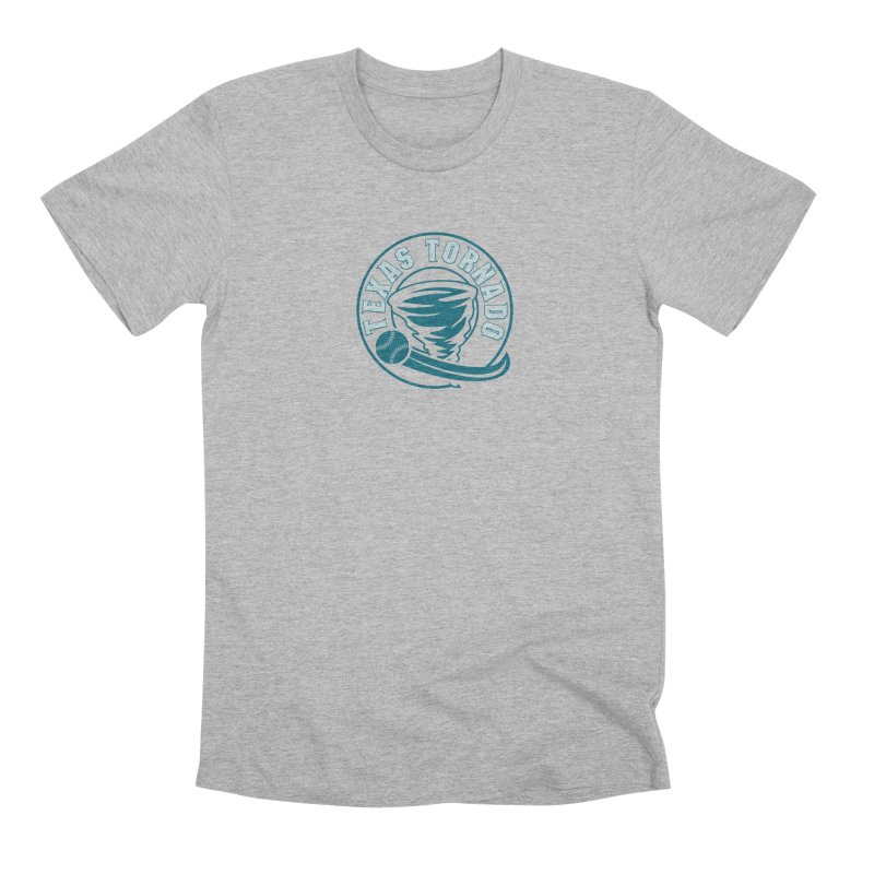 Texas Tornado (Wait for It) Men's Premium T-Shirt by M A R I A N A    Z A P A T A