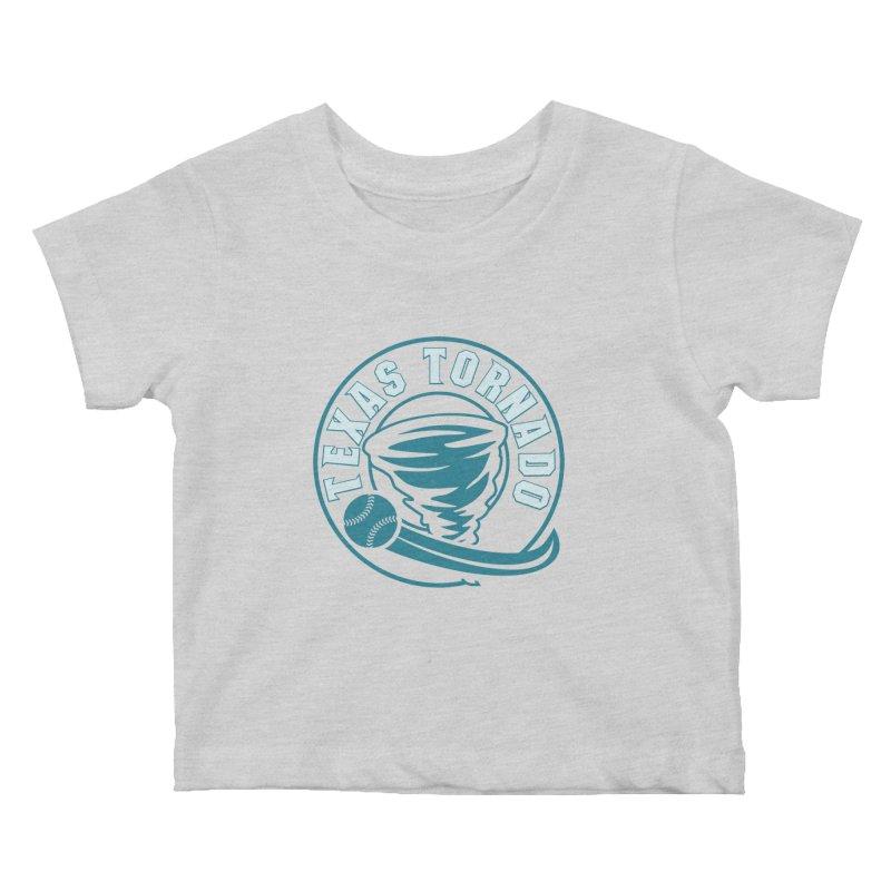 Texas Tornado (Wait for It) Kids Baby T-Shirt by M A R I A N A    Z A P A T A