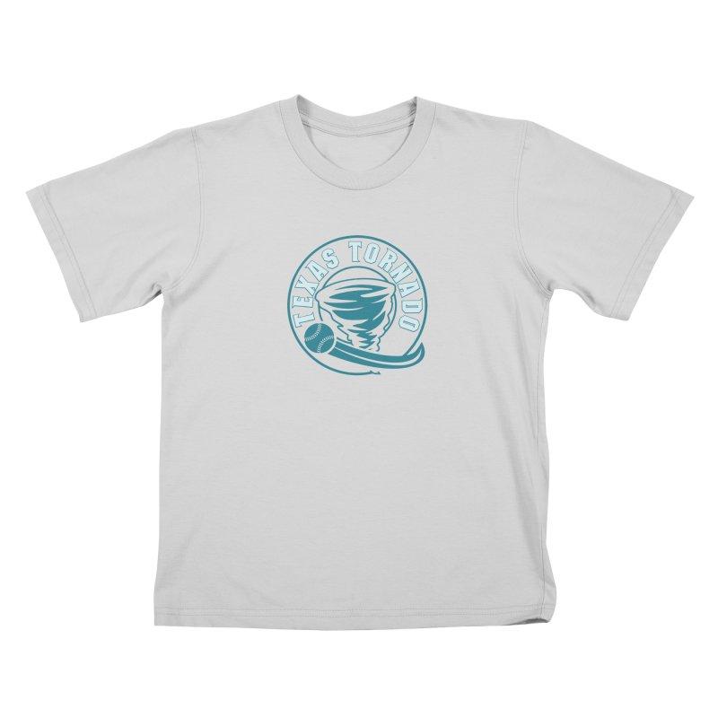 Texas Tornado (Wait for It) Kids T-Shirt by M A R I A N A    Z A P A T A