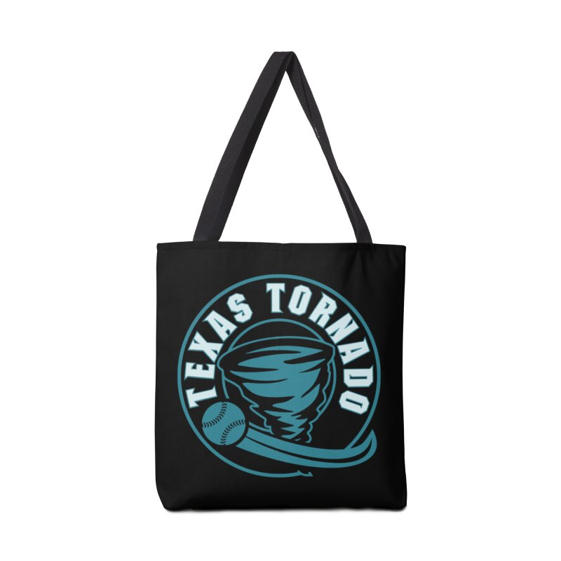 Texas Tornado (Wait for It) Accessories Tote Bag Bag by M A R I A N A    Z A P A T A