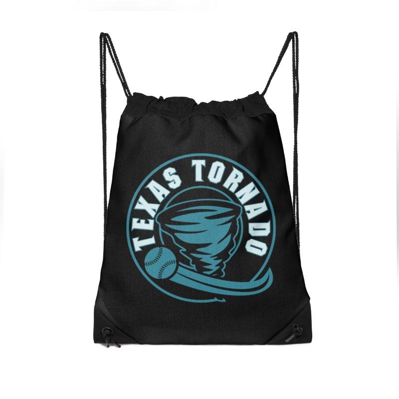 Texas Tornado (Wait for It) (Small Design) Accessories Drawstring Bag Bag by M A R I A N A    Z A P A T A