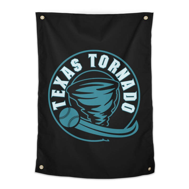 Texas Tornado (Wait for It) (Small Design) Home Tapestry by M A R I A N A    Z A P A T A