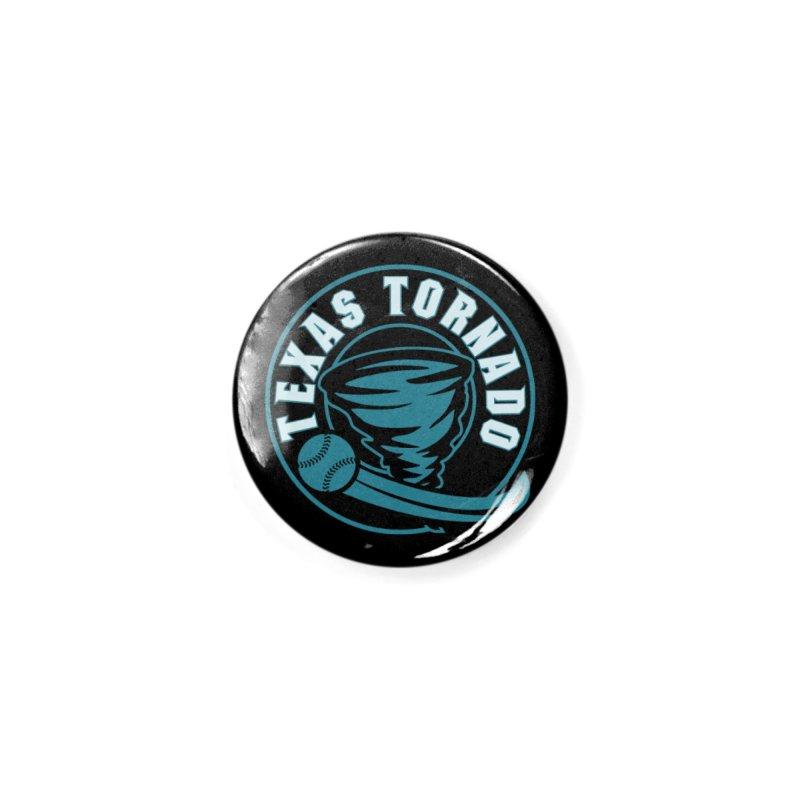 Texas Tornado (Wait for It) Accessories Button by M A R I A N A    Z A P A T A