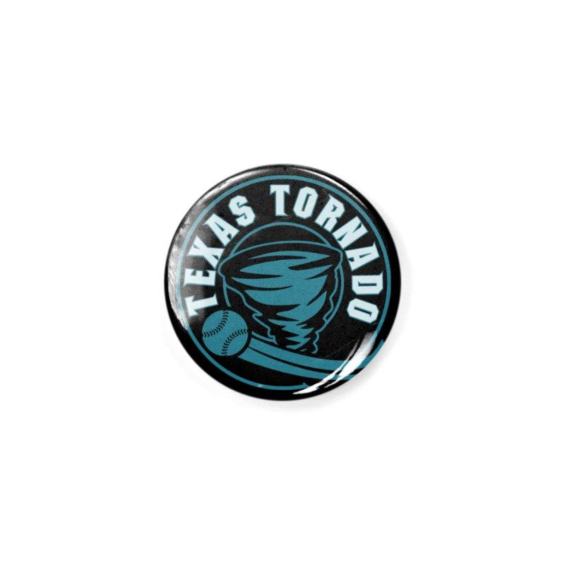 Texas Tornado (Wait for It) (Small Design) Accessories Button by M A R I A N A    Z A P A T A