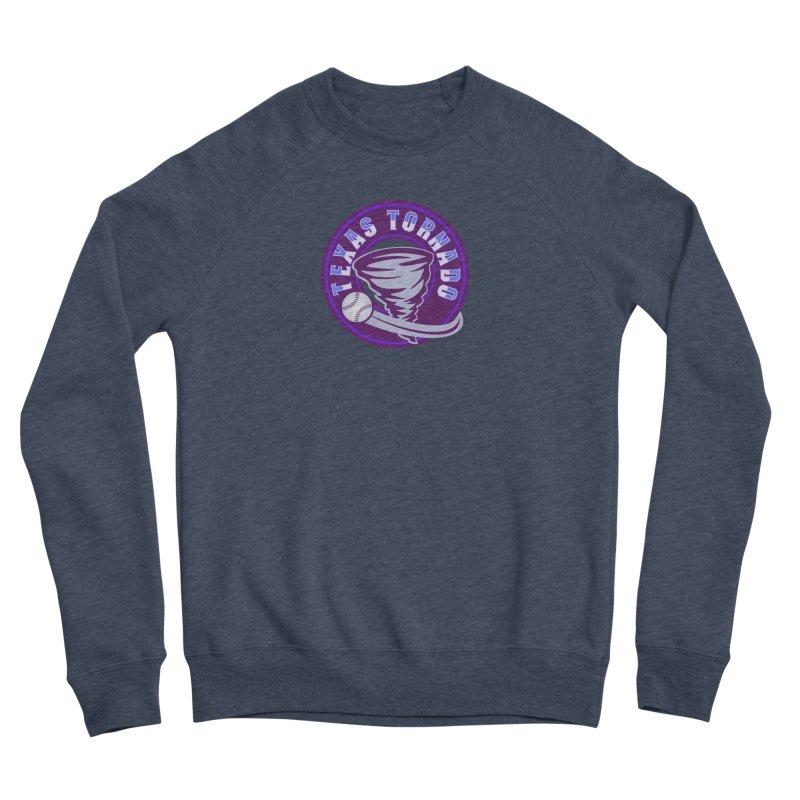 Texas Tornado (Wait for It) Men's Sponge Fleece Sweatshirt by M A R I A N A    Z A P A T A