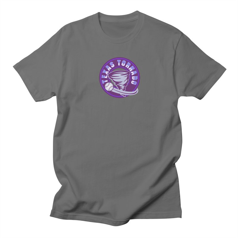 Texas Tornado (Wait for It) Men's T-Shirt by M A R I A N A    Z A P A T A