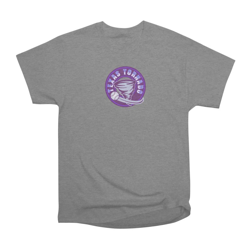 Texas Tornado (Wait for It) (Small Design) Men's Heavyweight T-Shirt by M A R I A N A    Z A P A T A