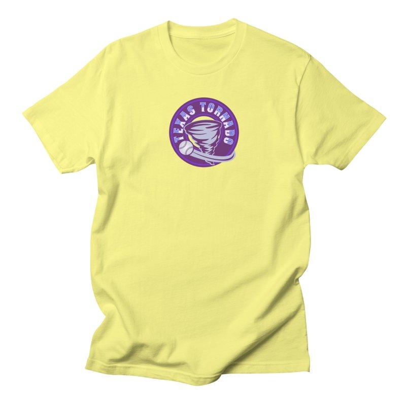 Texas Tornado (Wait for It) (Small Design) Women's Regular Unisex T-Shirt by M A R I A N A    Z A P A T A