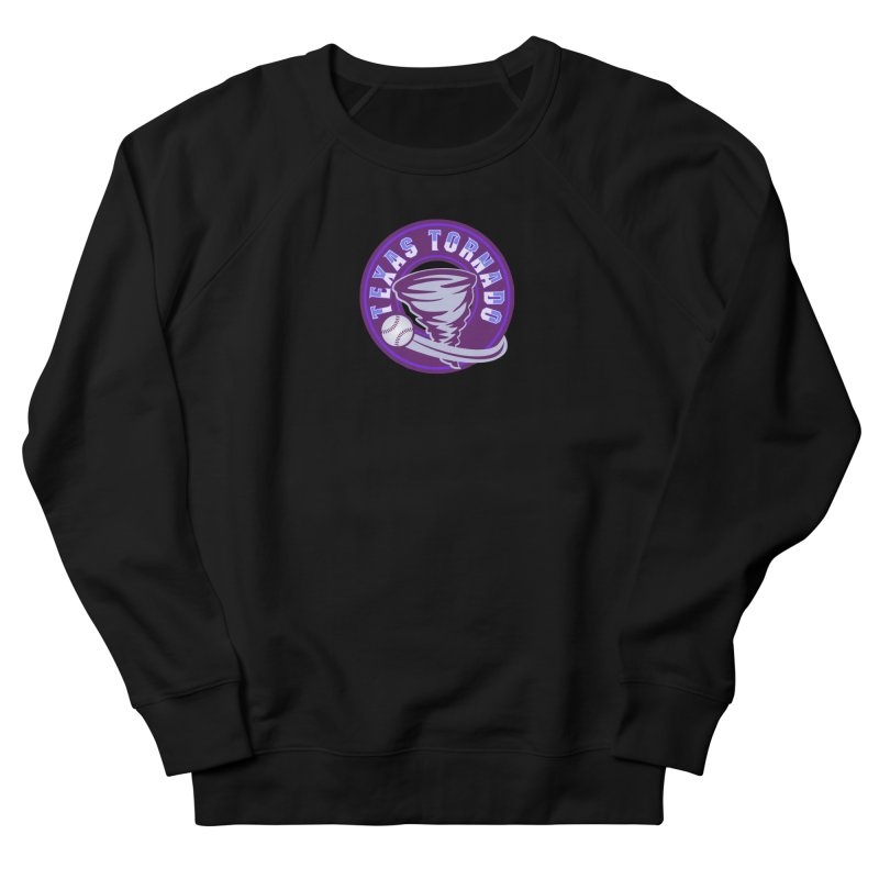 Texas Tornado (Wait for It) Men's French Terry Sweatshirt by M A R I A N A    Z A P A T A