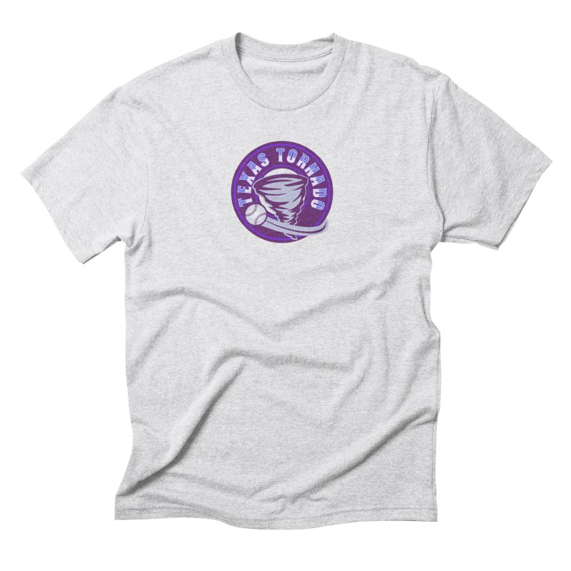 Texas Tornado (Wait for It) Men's Triblend T-Shirt by M A R I A N A    Z A P A T A