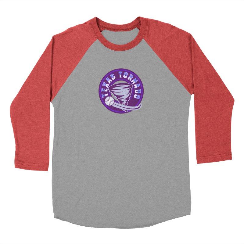 Texas Tornado (Wait for It) (Small Design) Women's Longsleeve T-Shirt by M A R I A N A    Z A P A T A