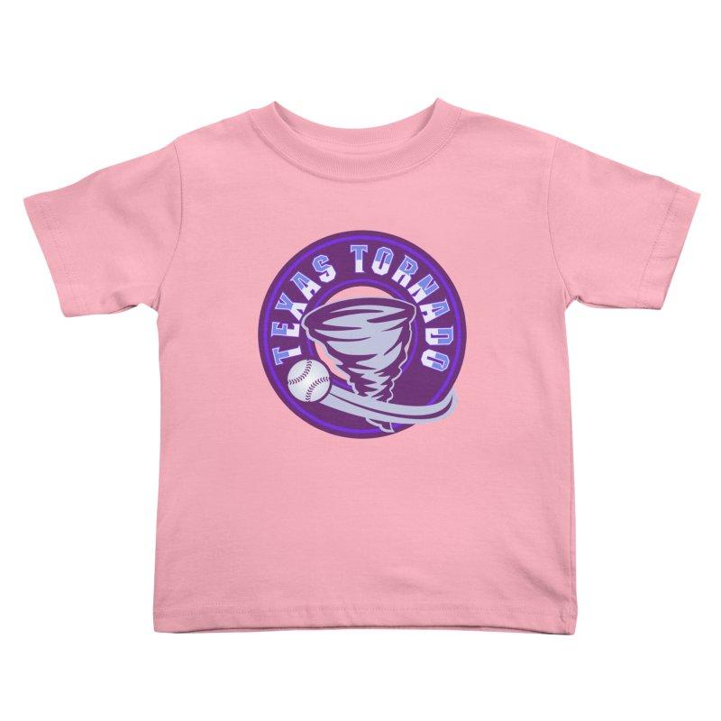 Texas Tornado (Wait for It) Kids Toddler T-Shirt by M A R I A N A    Z A P A T A