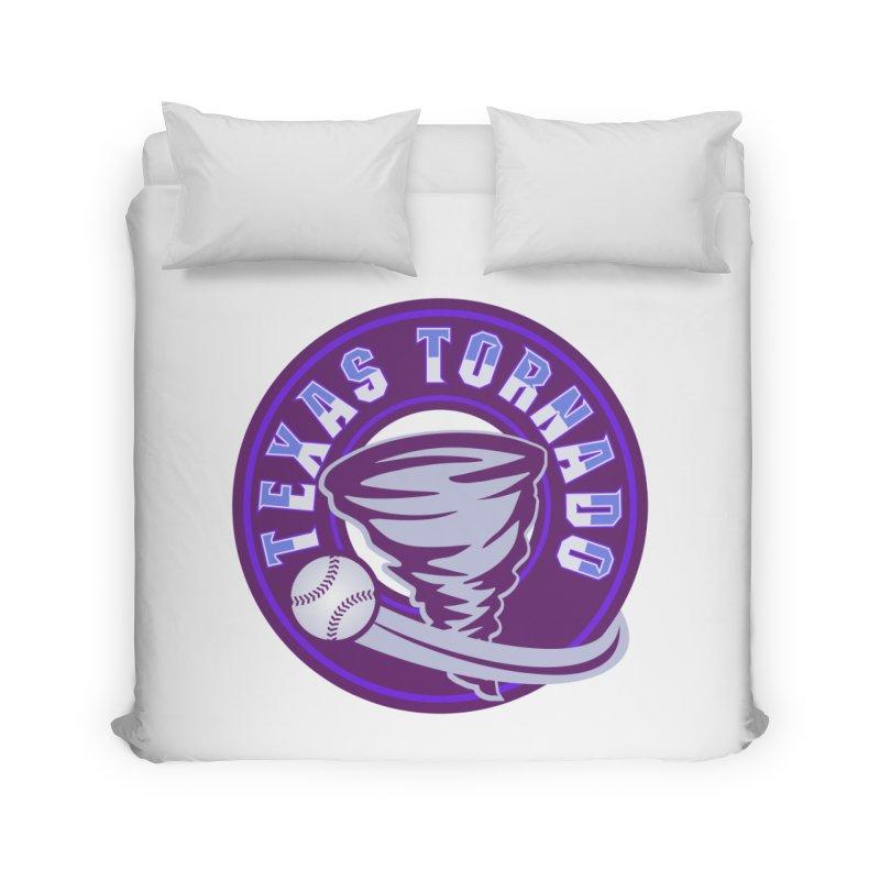 Texas Tornado (Wait for It) (Small Design) Home Duvet by M A R I A N A    Z A P A T A
