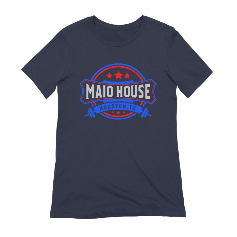 Maio House (The Best Thing) Women's Extra Soft T-Shirt by M A R I A N A    Z A P A T A