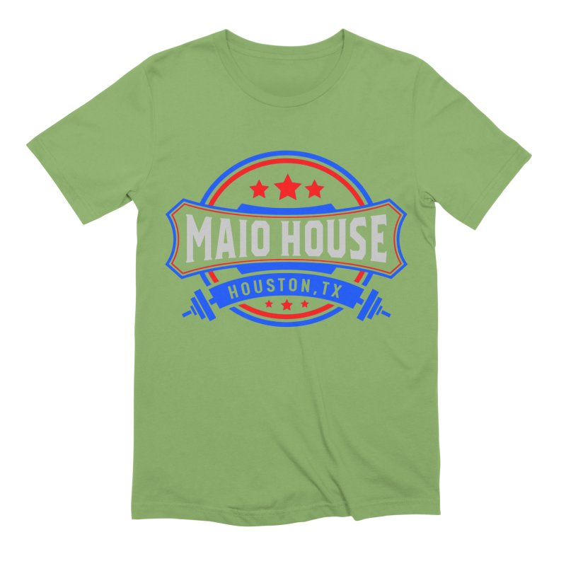 Maio House (The Best Thing) Men's Extra Soft T-Shirt by M A R I A N A    Z A P A T A