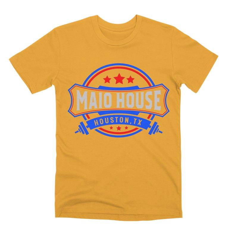 Maio House (The Best Thing) Men's Premium T-Shirt by M A R I A N A    Z A P A T A