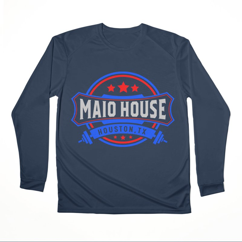 Maio House (The Best Thing) Women's Performance Unisex Longsleeve T-Shirt by M A R I A N A    Z A P A T A