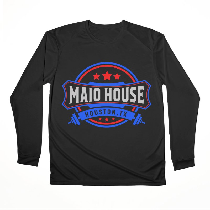 Maio House (The Best Thing) Men's Performance Longsleeve T-Shirt by M A R I A N A    Z A P A T A